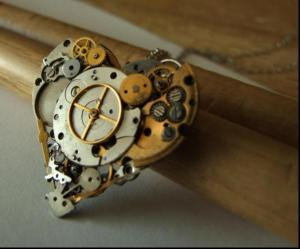 Clockwork Heart by Rutim